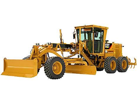 máquinas pesadas  motoniveladora CAT