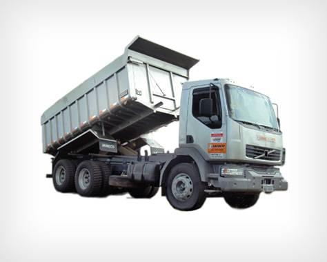 Caminhão Basculante Lafaete