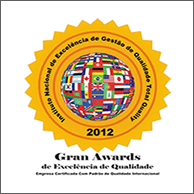 Gran Awards de Excelência de Qualidade 2012