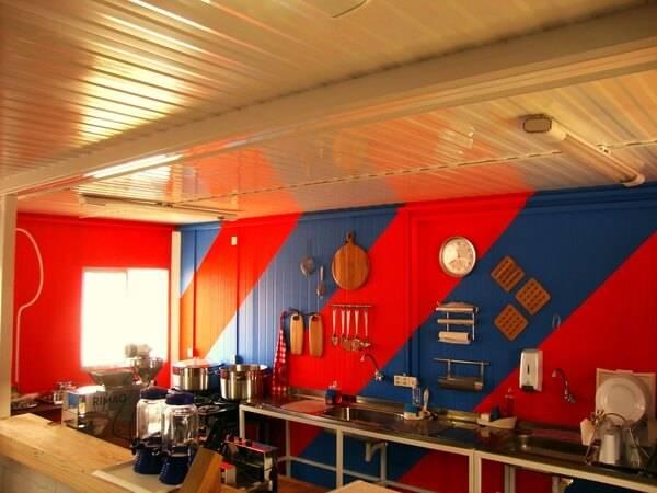 Cozinha Container