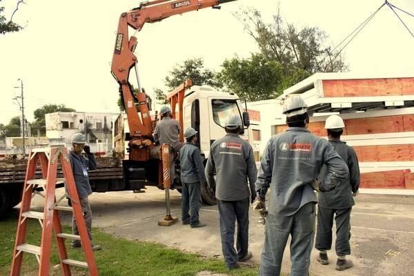 Construção Lafaete