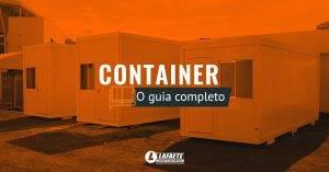 Tudo o que você precisa saber sobre container