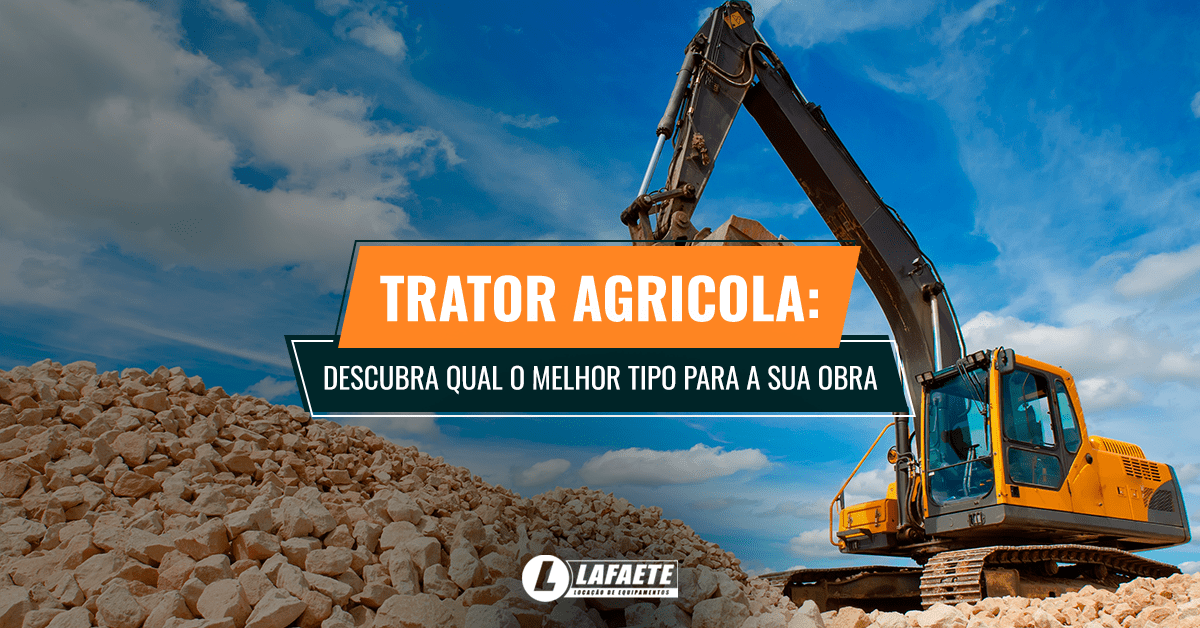 trator agricola