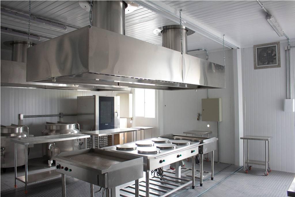 cozinha modular é uma das formas de trazer inovação em eventos