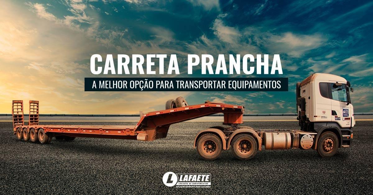 Carreta prancha