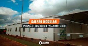 Galpão Modular