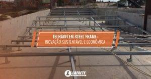 steel frame na lafaete locação