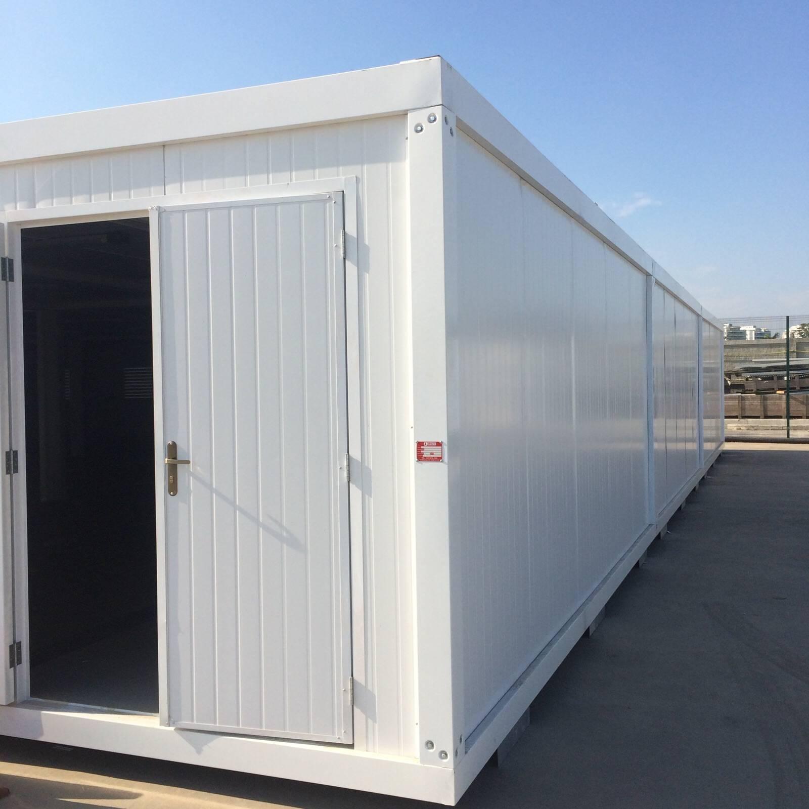 módulos termoacusticos disponíveis para locação