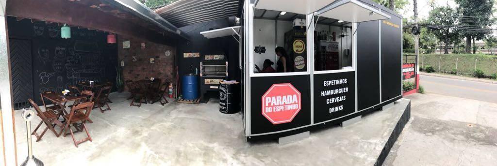 container food service na lafaete locação