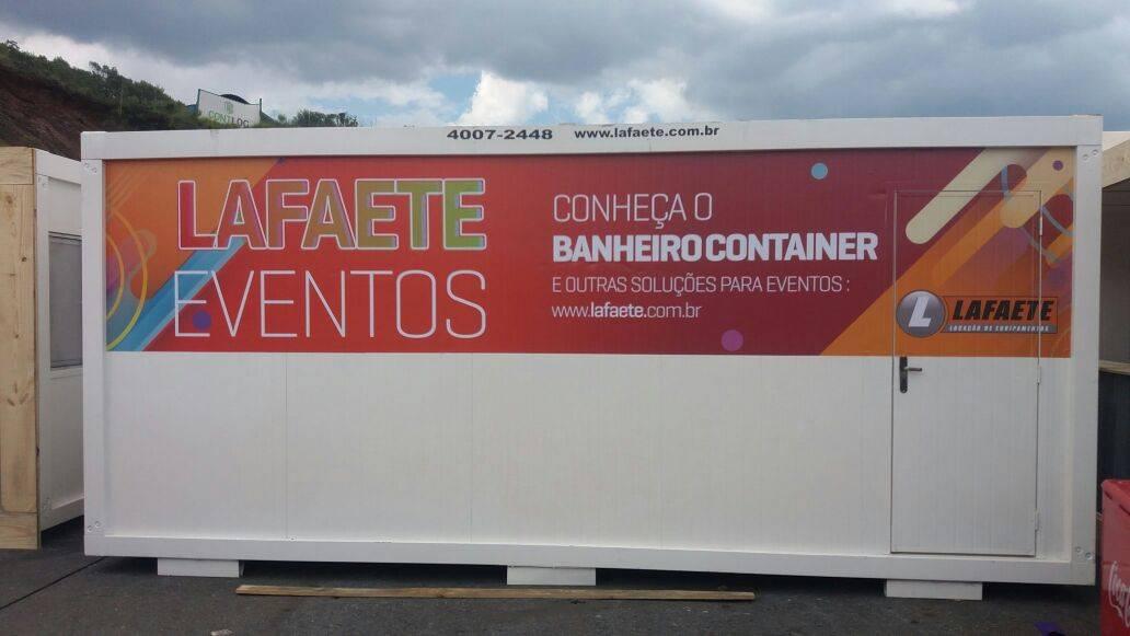 evento container lafaete