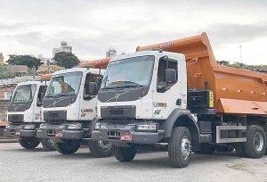 Locação de caminhão para diferentes demandas