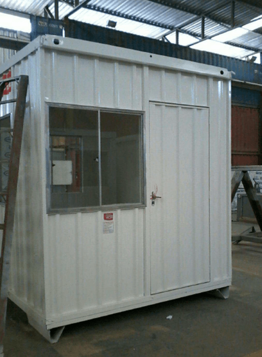 guarita container lafaete