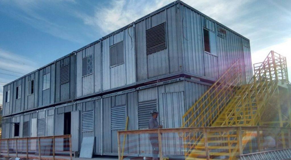 modulo metallico container lafaete
