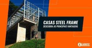 steel frame lafaete locação