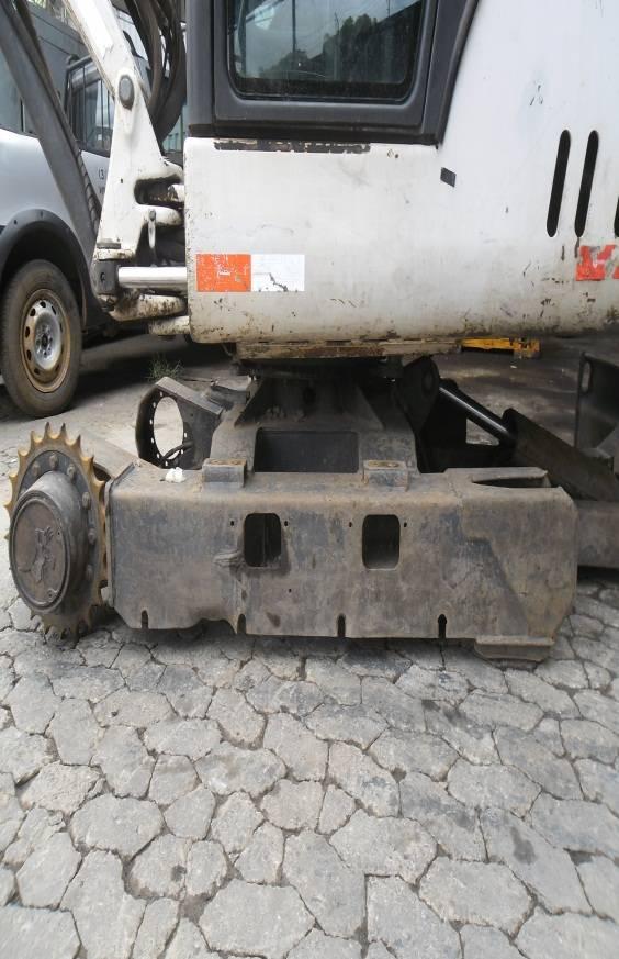 mini escavadeira lafaete locação