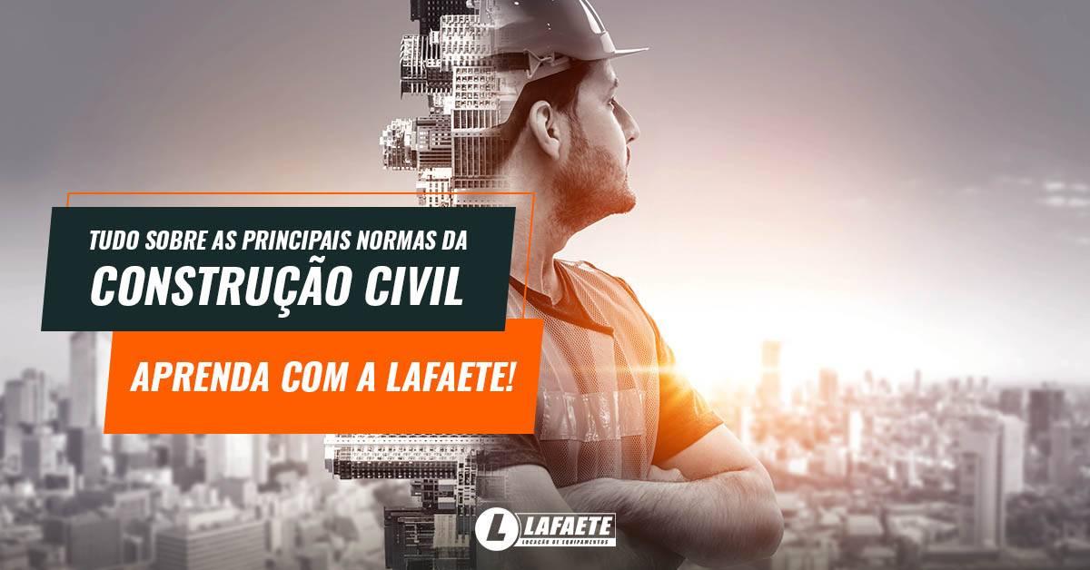 Tudo sobre a principais normas da construção civil