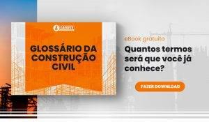Glossário da Construção Civil