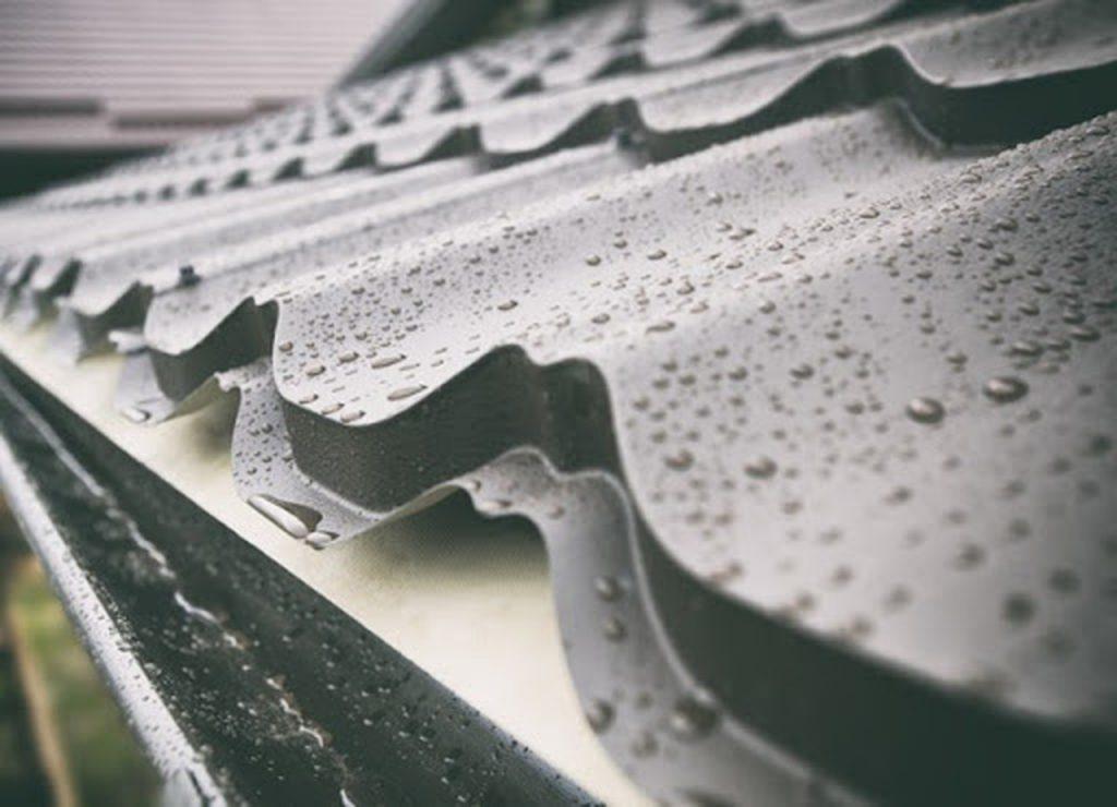 telhado de predio