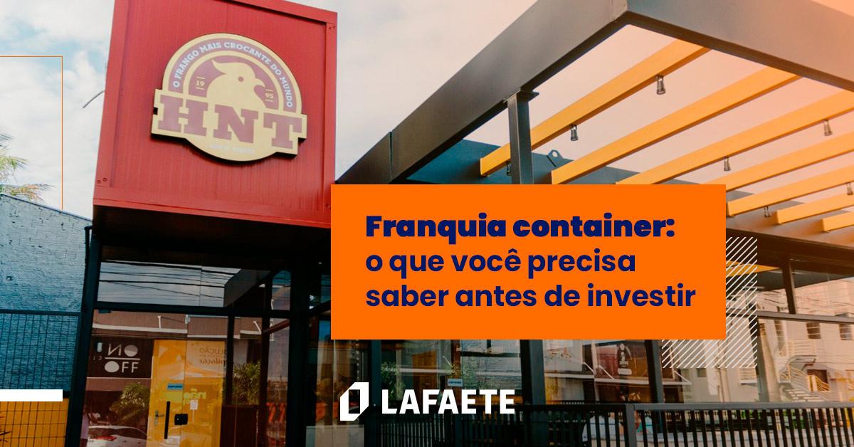 14909 Franquia container...Blog
