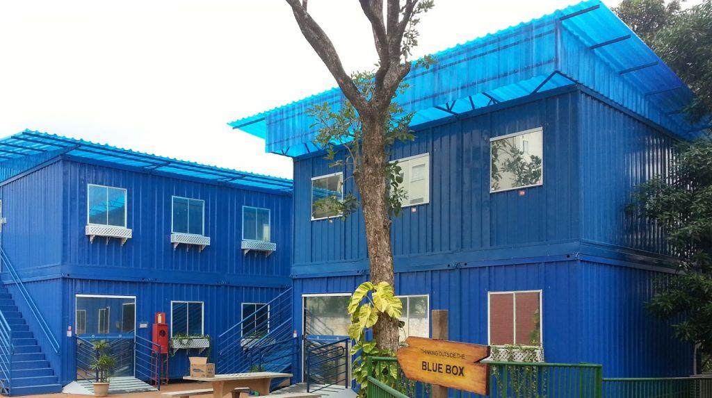 Construção modular no Brasil e no mundo - Escola Americana de Belo Horizonte