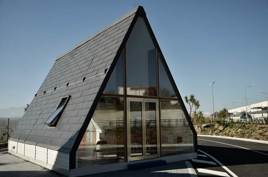 Construções modulares verdes - M.A.Di.
