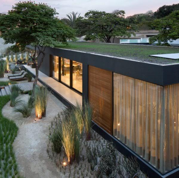 Construções modulares verdes - SysHaus