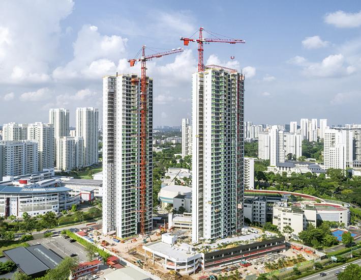 Construção modular no Brasil e no mundo - Clement Canopy