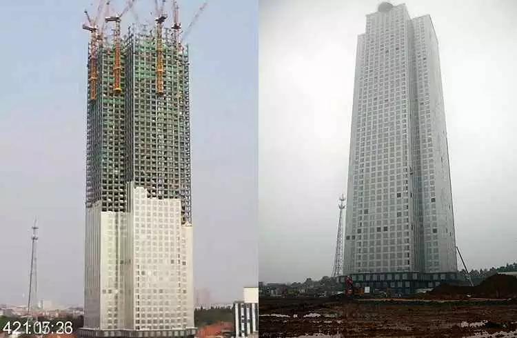 Construção modular no Brasil e no mundo - Mini Sky City