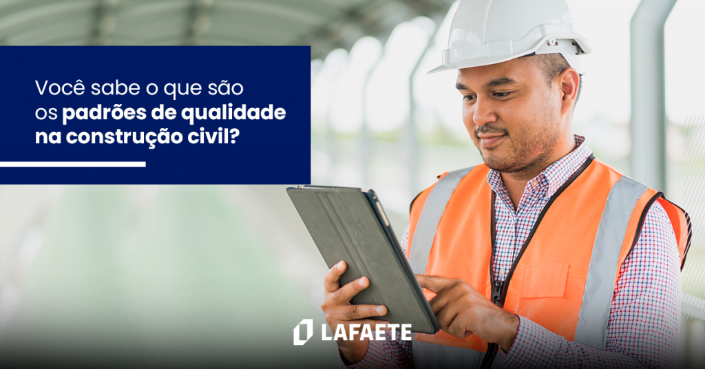 Qualidade na construção civil