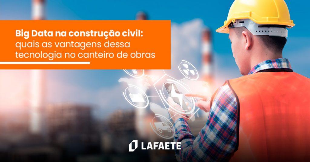 Big data na construção civil